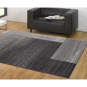 Koberec Webtappeti Intarsio Gradient Grey, 140x200cm