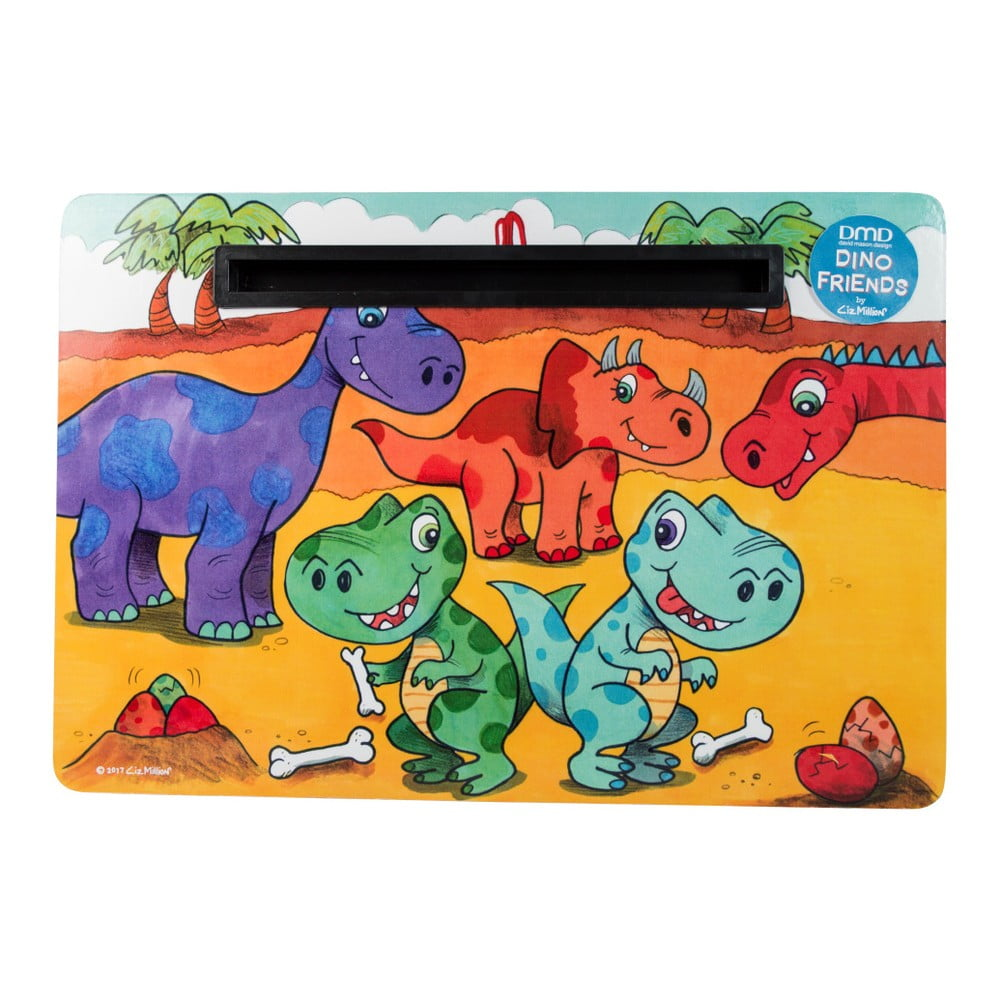 Detský podnos s potlačou dinosaurov David Mason Dino