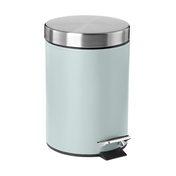 Svetlozelený pedálový odpadkový kôš Zone Confetti, 3 l