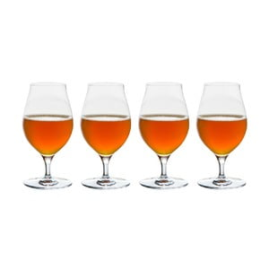 Sada 4 pohárov na pivo  Barrel Aged