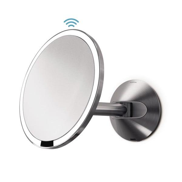Nástenné kozmetické zrkadielko s osvetlením simplehuman Gulio