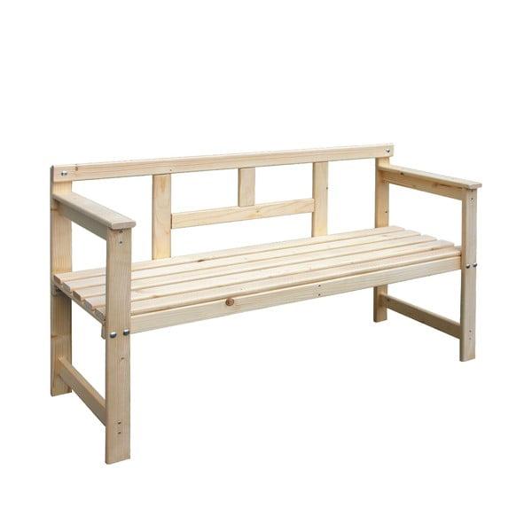 Záhradná lavica Garden