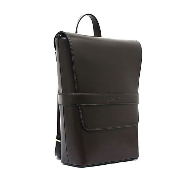 Elegantný batoh Bobby Black - Grey