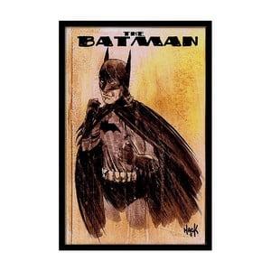 Plagát Brave Batman, 35x30 cm