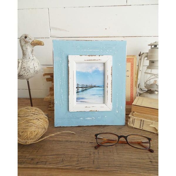 Fotorámček Seaside Blue