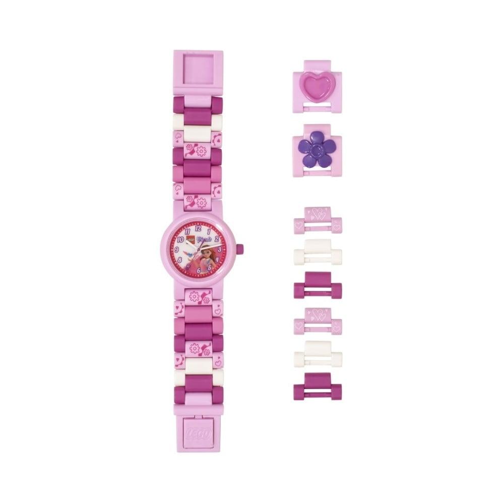 Ružové hodinky LEGO® Friends Olivia