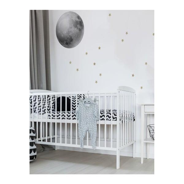 Set nástenných samolepiek Dekornik Full Moon