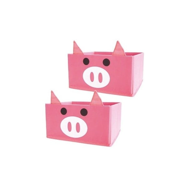 Sada 2 detských organizérov Jocca Pigs