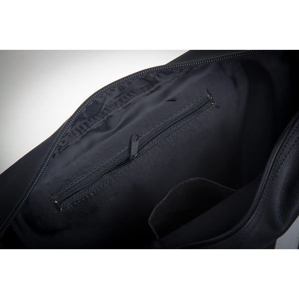 Pánska taška Solier MS1, biele pruhy