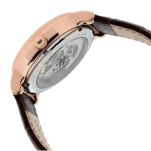 Pánske hodinky Thomas Earnshaw Longcase Golden