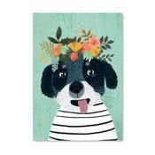 Plagát od Mia Charro - Puppy