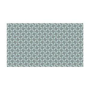 Vinylový koberec Abda Blue, 52x100 cm