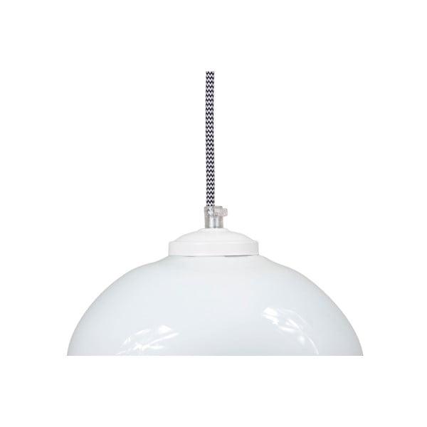 Stropné svetlo Glass lamp, biele