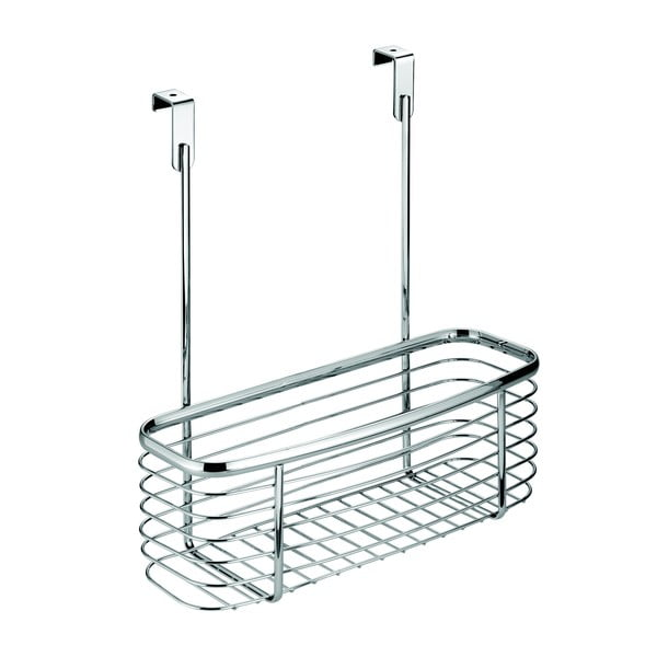 Kovový košík na kuchynské dvierka InterDesign Axis Basket
