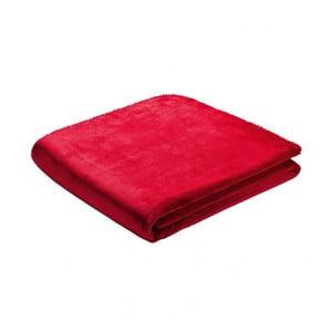 Deka Biederlack Red, 170 x 130 cm