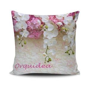 Vankúš s prímesou bavlny Cushion Love Pakeio, 45 × 45 cm