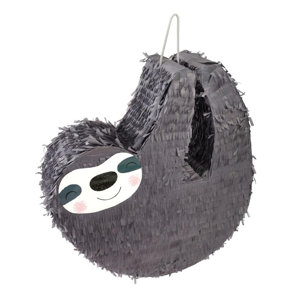 Dekorácie na detskú oslavu Rex London Sydney the Sloth Piňata