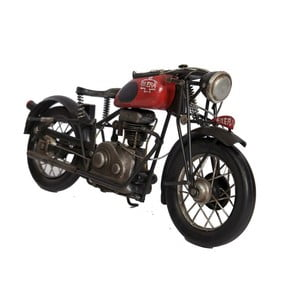Dekoratívny objekt Antic Line Motobike
