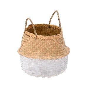 Úložný košík z vodného hyacintu InArt Water , ⌀ 35 cm