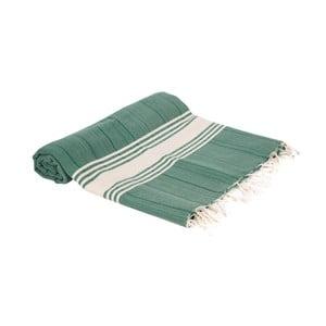 Hammam osuška z ručne tkanej bavlny ZFK Selma, 180 x 100 cm
