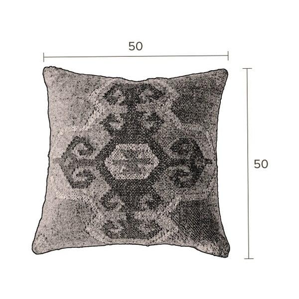Vankúš Dutchbone Gaelic, 50×50 cm