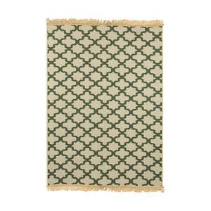 Zelený koberec Ya Rugs Tee, 60x90cm