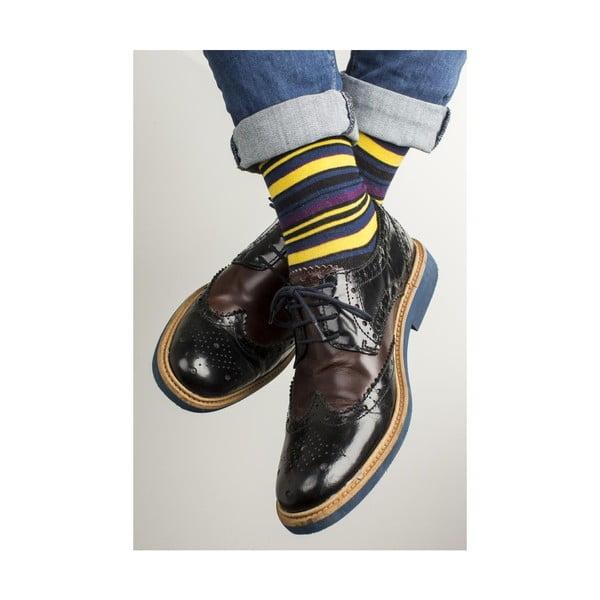 Dva páry ponožiek Funky Steps Mambo, univerzálna veľkosť