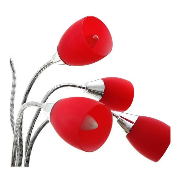 Stojacia lampa Flexi Red