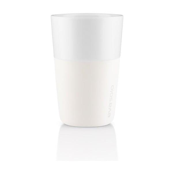 Hrnček Eva Solo Café Latté Ivory, 360 ml, 2ks