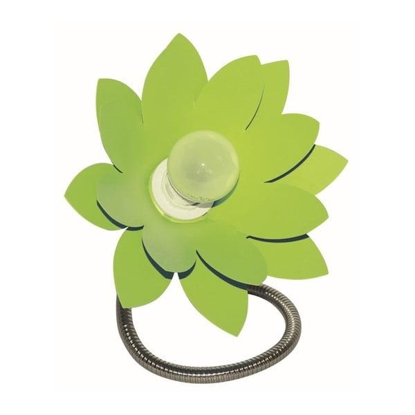Zelená stolová lampa Incidence  Noumea
