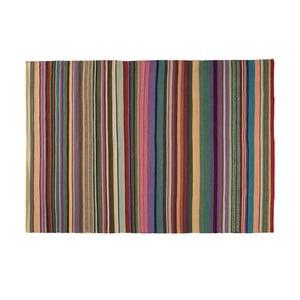 Vlnený koberec Fleet Multi, 140x200 cm