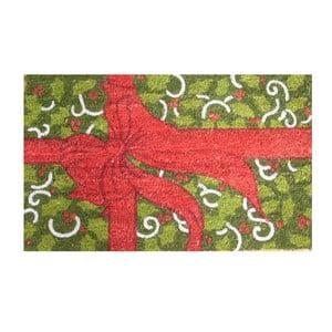 Rohožka Christmas Bow, 73x45 cm
