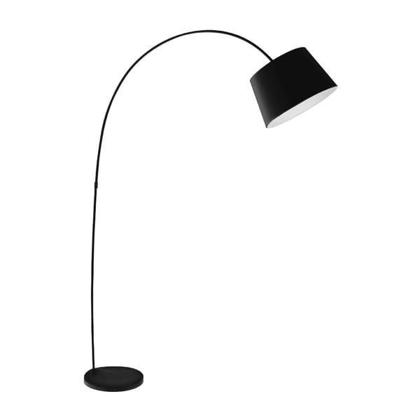 Stojacia lampa Arched Black