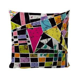 Vankúš Crazy Pattern, 50x50 cm