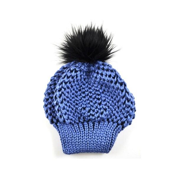 Dámska čiapka Beret Blue