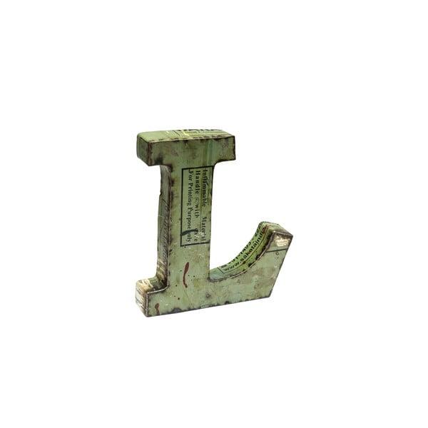 Písmeno Alfabeto L