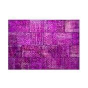 Vlnený koberec Allmode Violet, 180x120 cm