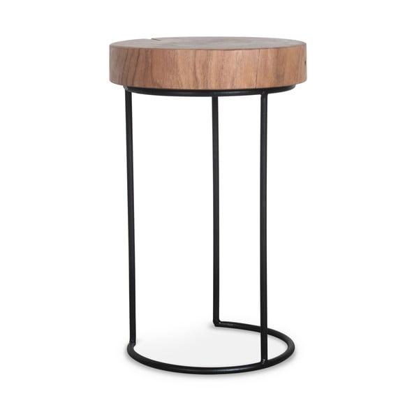 Odkladací stolík Burnaby, 45 cm