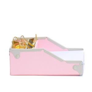 Organizér na poznámky Design Ideas Frisco Pink