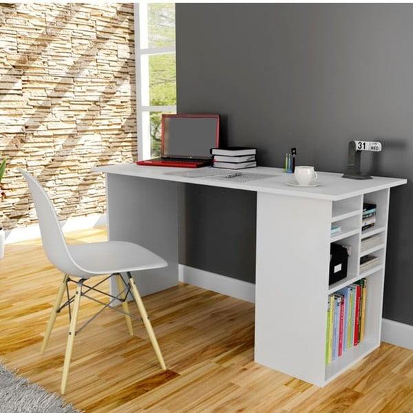 Pracovný stôl Akasya White