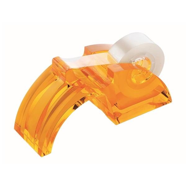 Pomarančový držiak na lepiacu pásku Fratelli Guzzini
