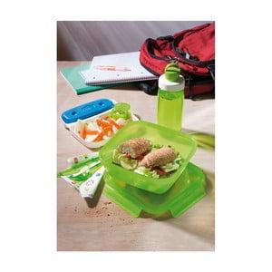 Set obedového boxu s príborom a fľaškou na vodu snips Ice Box