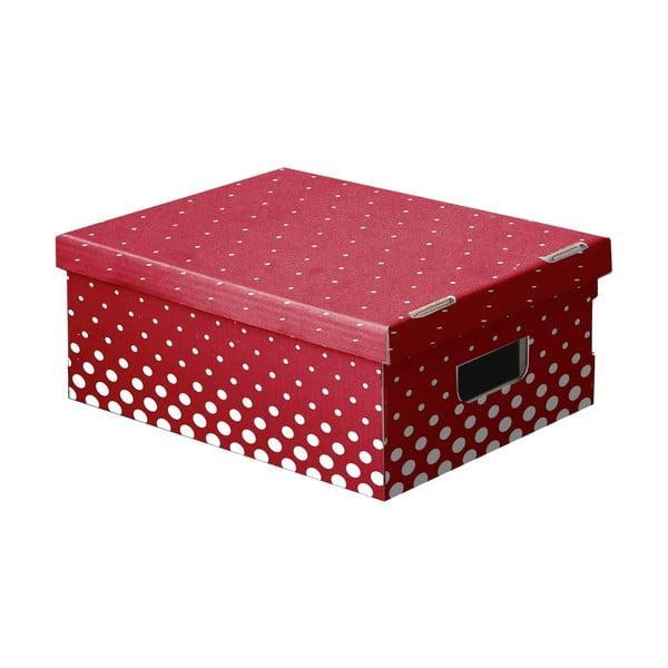 Sada 2 úložných boxov Ordinett New Pois