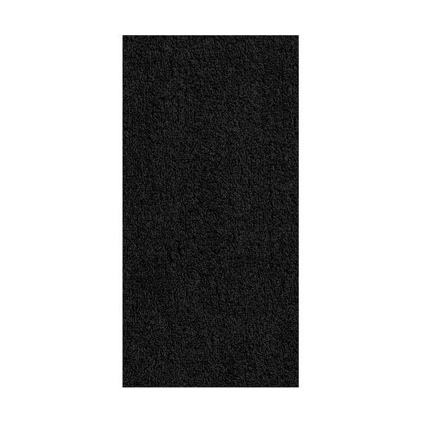 Uterák Ladessa, čierny, 50x100 cm
