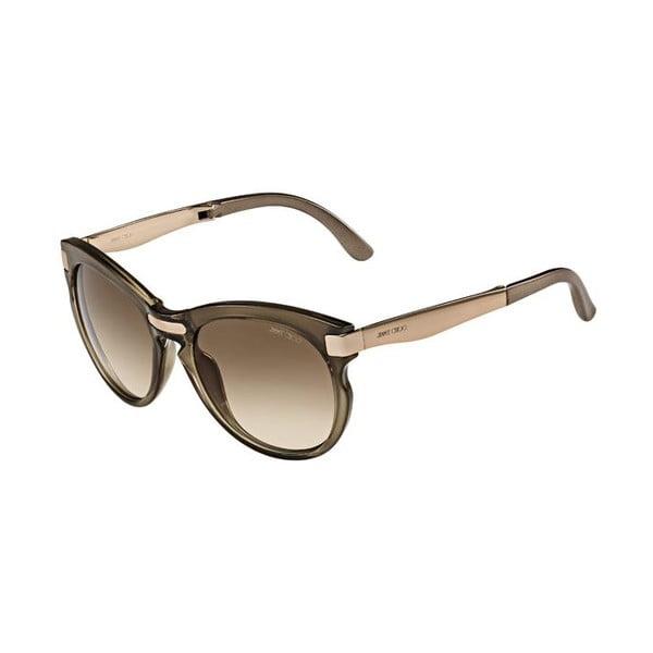 Slnečné okuliare Jimmy Choo Lana Khaki/Brown
