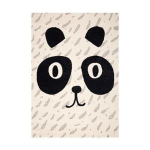 Detský koberec s motívom pandy Hanse Home, 170×120 cm