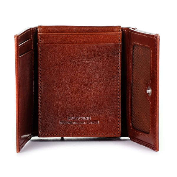 Kožená peňaženka Portici Puccini