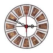 Nástenné hodiny Industrial, 30 cm