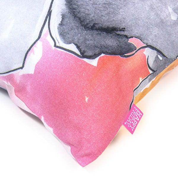 Obliečka na vankúš Water & Color, 40 x 40 cm