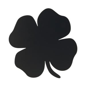 Set popisovacej tabule a kriedovej fixky Securit® Silhouette Fourleaf